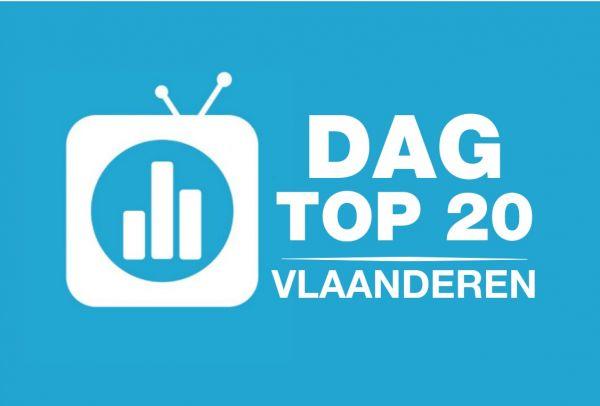 TVVlogo kijkcijfers dag Vlaanderen logo