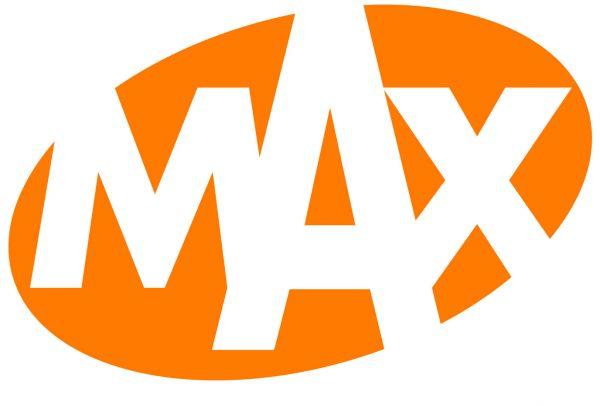 logo MAX V3 MAX logo V3