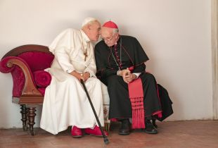 'The Two Popes' (foto: © Netflix/Coopr 2019)