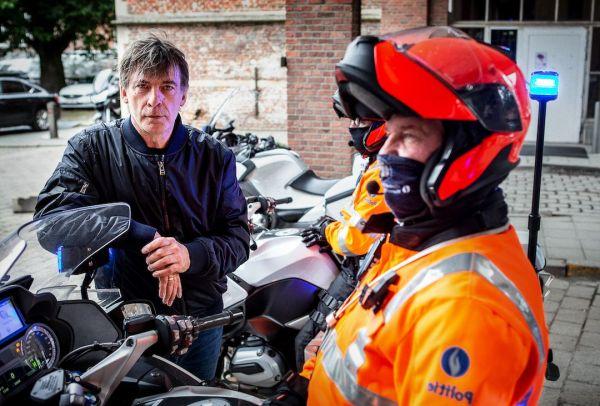 'Alloo bij de Verkeerspolitie' (VTM)