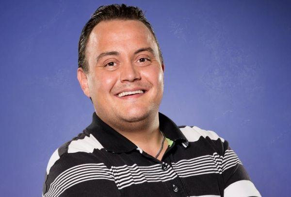 Mike in het 'Big Brother' huis (foto: RTL 5/RTL - © Ingo Cal 2021)