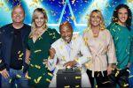 'Holland's Got Talent' seizoen 11 met Ali B, Angela Groothuizen, Chantal Janzen en Paul de Leeuw en Humberto Tan