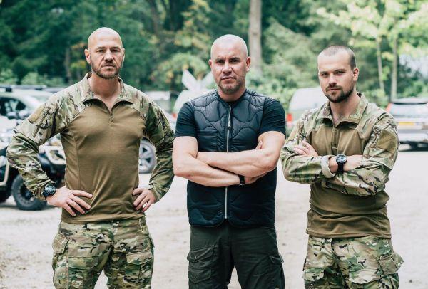 Dai, Jeroen en Ray in 'Kamp van Koningsbrugge'
