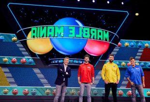 'Marble Mania' (foto: SBS6/Talpa Network - © William Rutten 2021)