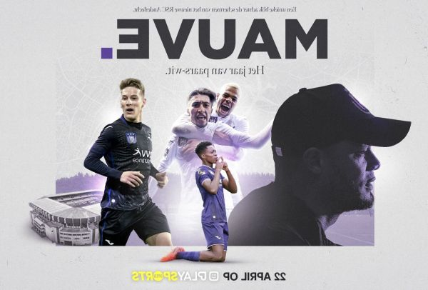 'MAUVE.' (Play Sports Open)