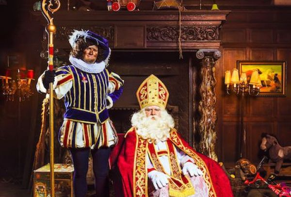 Sinterklaas (foto: Ketnet - © VRT 2020)