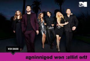 The Hills: New Beginnings' (foto: MTV - © Viacom Benelux 2019)