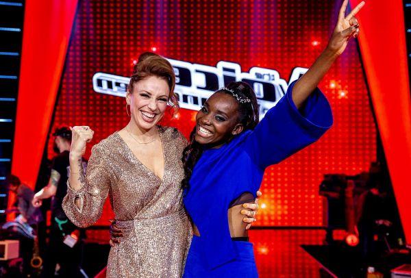 Grace wint 'The Voice van Vlaanderen' - 2021 (VTM)
