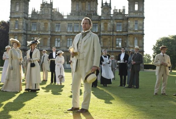 'Downton Abbey' (foto: BBC First - © LEWIS 2020)