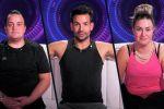 'Big Brother': Mike, Jill en Michel in de dagboekkamer