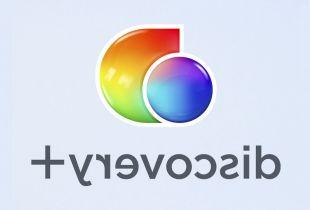 logo discovery+ logo