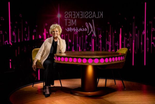 'Klassiekers met Kleinsma' (Omroep MAX)