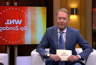 Rick Nieman in 'WNL Op Zondag' (foto: © Omroep WNL 2020)