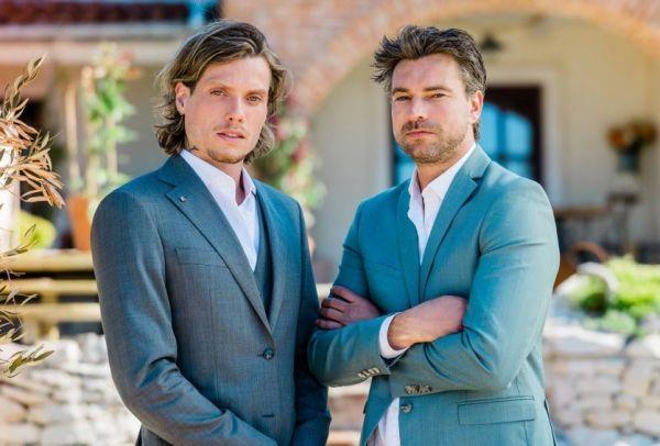 'De Bachelor' Tony en Rick Brandsteder (Videoland)