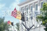 'De Ambassade' (foto: VIER - © SBS Belgium 2019)