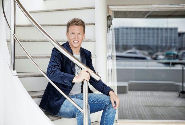 James Cooke (foto: VIER - © SBS Belgium 2018)
