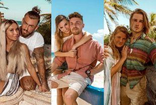 De Vlaamse koppels in 'Free Love Paradise' op VTM 2