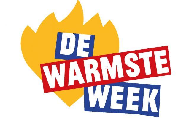 logo De Warmste Week logo