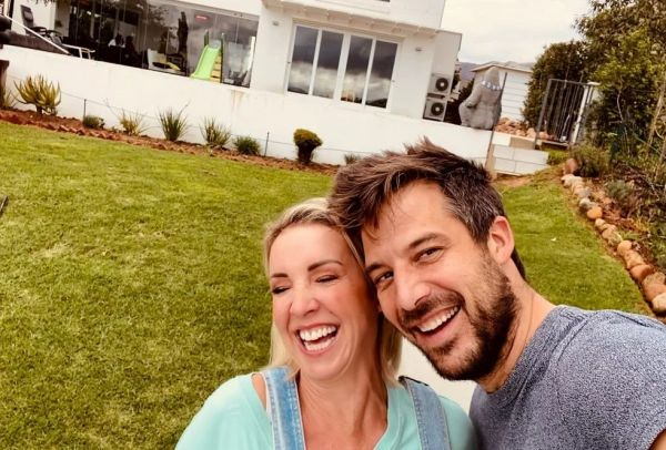 Steven en Kathleen in 'Villa Zuid-Afrika' (VTM 2)