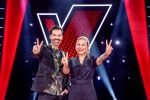 'The Voice van Vlaanderen' - An Lemmens en Sean Dhondt (VTM)