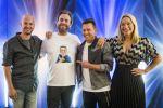 Jens Dendoncker bij audities 'Belgium's Got Talent' (foto: VTM - © DPG Media 2019)