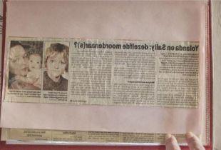 'Cold Case: Wie heeft Sally Vermoord?' (foto: VTM - © MEDIALAAN - De Persgroep Publishing 2019)