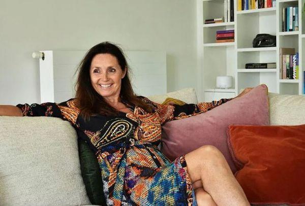 Wendy Van Wanten in 'Het Huis' op Een