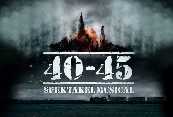 Spektakelmusical 40-45 van Studio 100 en MediaLane