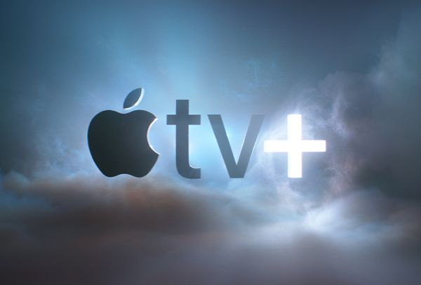 logo Apple TV+ logo