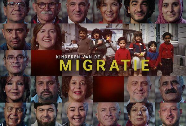 'Kinderen van de Migratie' (Canvas)