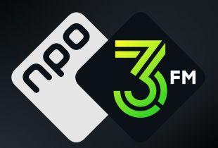 logo NPO 3FM logo 3 FM logo