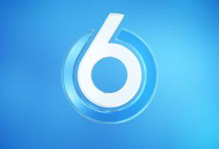 logo SBS6 logo SBS 6 logo