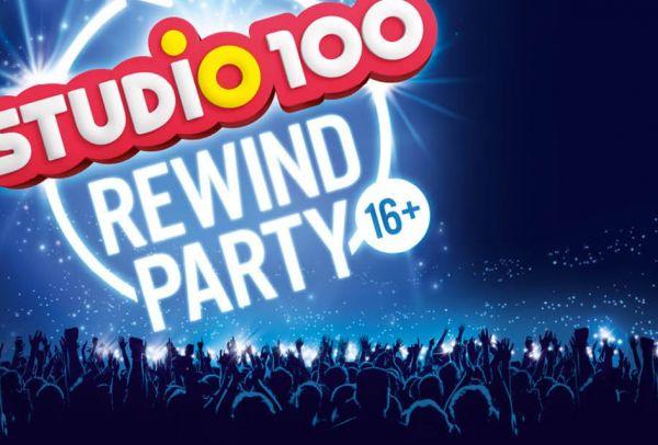 Studio 100 de Rewind Party 25 jaar