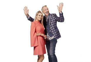 Martien Meiland en Britt Dekker in 'First & Last' op SBS6
